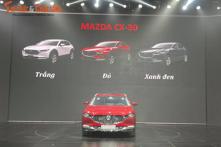 Mazda CX-3 va CX-30, cao nhat 899 trieu dong tai Viet Nam-Hinh-4