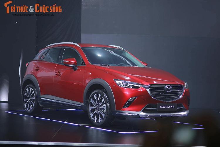 Mazda CX-3 va CX-30, cao nhat 899 trieu dong tai Viet Nam-Hinh-6