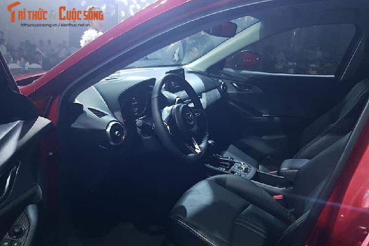 Mazda CX-3 va CX-30, cao nhat 899 trieu dong tai Viet Nam-Hinh-8
