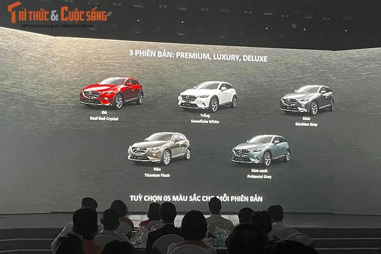 Mazda CX-3 va CX-30, cao nhat 899 trieu dong tai Viet Nam-Hinh-10
