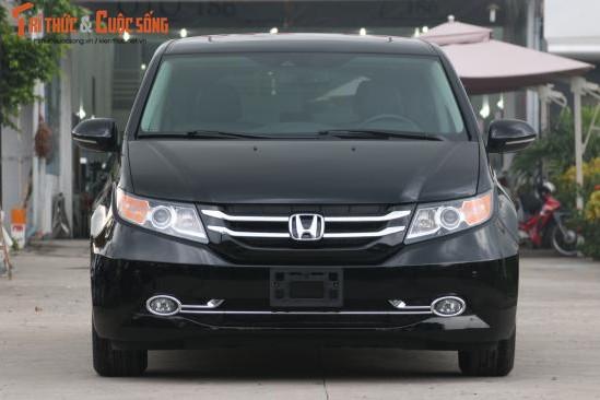 """Xe hop"" Honda Odyssey nhap My gia 3,8 ty tai Viet Nam-Hinh-2"