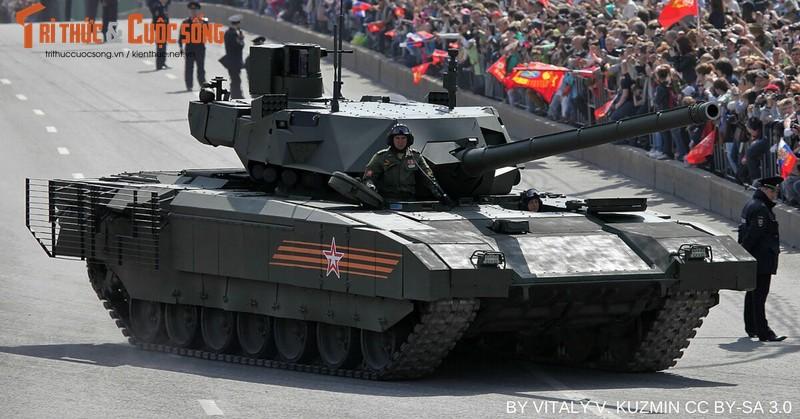 Viet Nam kho mua sieu tang T-14 Armata vi gia rat cao?