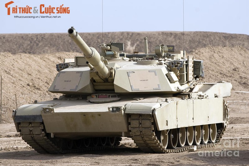 Lieu sieu tang M1A2 SEP V3 My co ha guc duoc T-14 Armata?