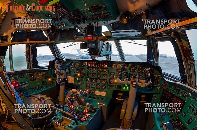 Beriev A-50: So chi huy tien phuong tren khong cua Moscow-Hinh-3