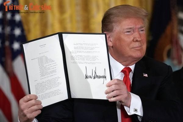 Tai sao Quan doi My cua ong Trump can toi binh chung vu tru?