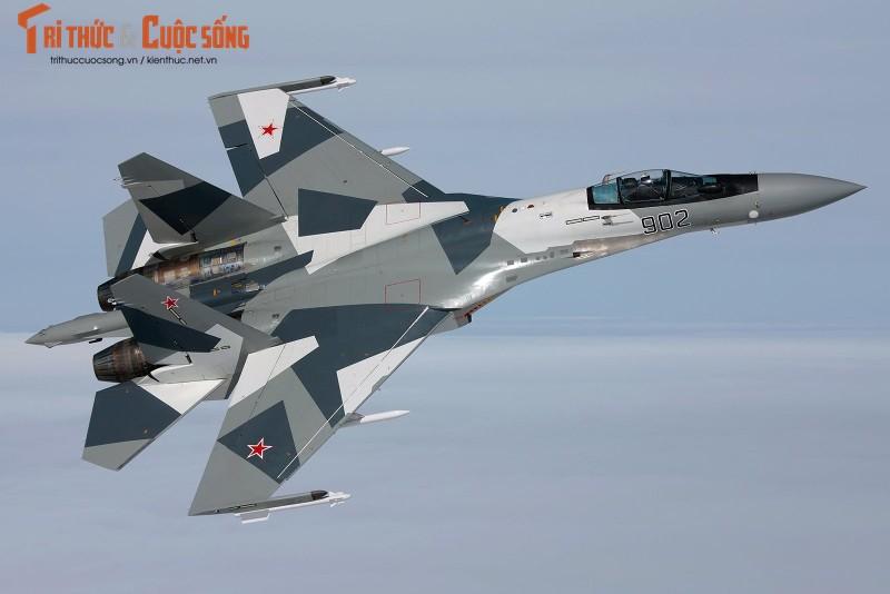Vi sao Su-35 duoc menh danh la