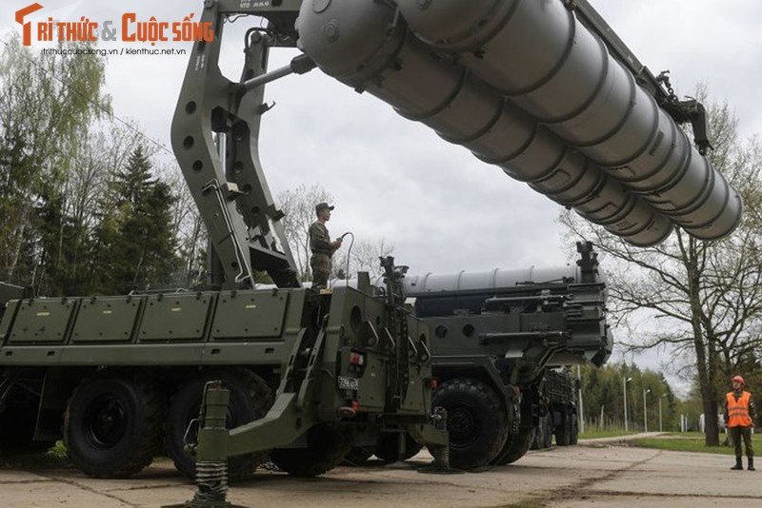An Do muon mua S-400 cua Nga, can xem net mat cua My?-Hinh-2