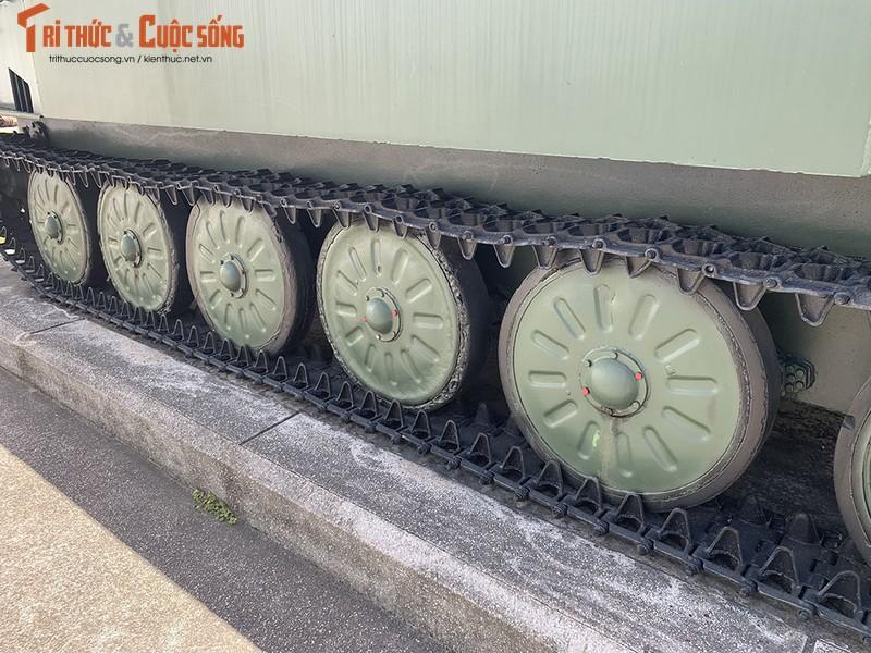 Tan muc xe tang K63-85 lap phao