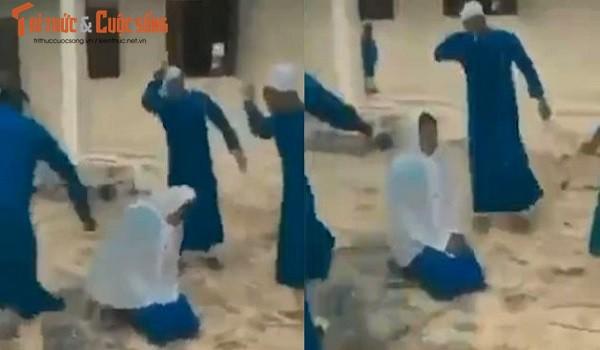 Nigeria: Nu sinh bi danh dap tan nhan chi vi trot... uong ruou