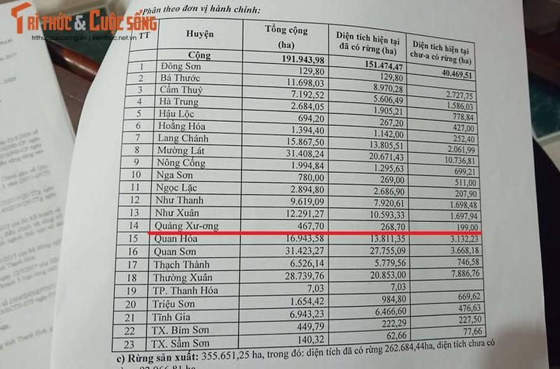 Thanh Hoa xoa rung phong ho de lam du an du lich?-Hinh-2