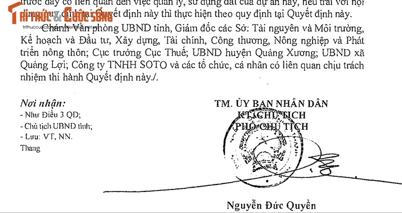 Thanh Hoa xoa rung phong ho lam du lich: Lieu co ban hanh van ban trai luat?-Hinh-3