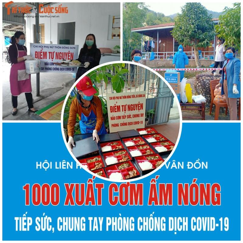 Go lenh phong toa cho lon nhat huyen Van Don, nguoi dan vui don Tet-Hinh-4