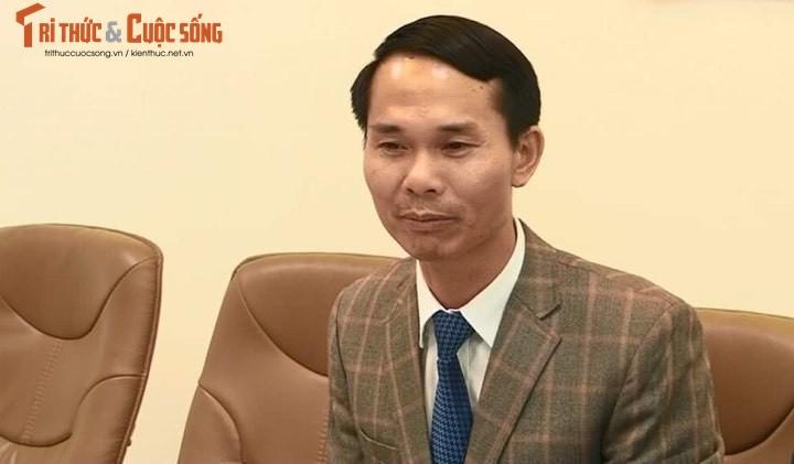 Biet gi ve Truong doan Thanh tra xay dung moi duoc dieu len Vinh Phuc?