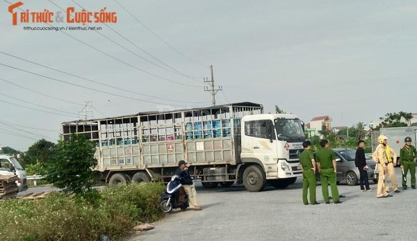 Thai Binh: Cong ty kinh doanh gas dieu dung vi bi choi xau-Hinh-2