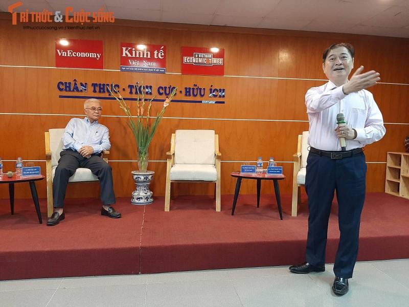 """Chu tich VUSTA Phan Xuan Dung: """"KH&CN dang thay doi nguoi lam bao""""-Hinh-3"""