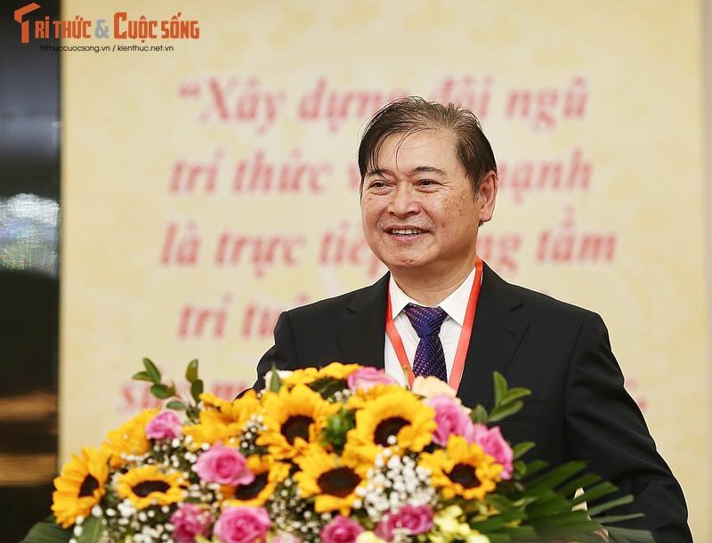 "Tan Chu tich Phan Xuan Dung: ""Dai hoi Dai bieu toan quoc Lien hiep Hoi Viet Nam lan thu VIII thanh cong tot dep!"""