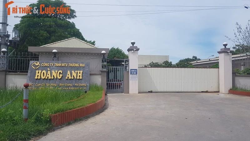 """Cty Hoang Anh Hai Duong vuong nhieu sai pham: Tinh ra tay """"diem huyet"""""""