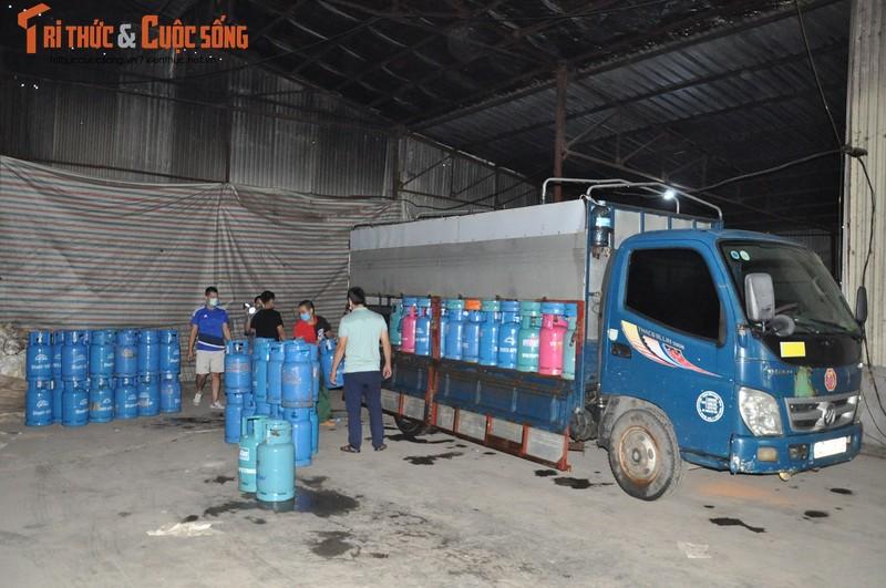 Hai Duong: Phat hien vu sang chiet gas trai phep quy mo lon-Hinh-2