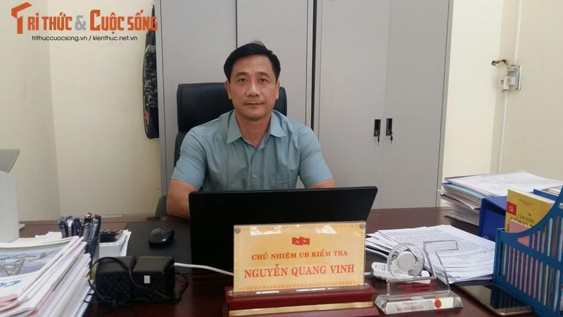 Son La: Canh cao Dang doi voi Hieu truong bot xen khau phan an hoc sinh-Hinh-2