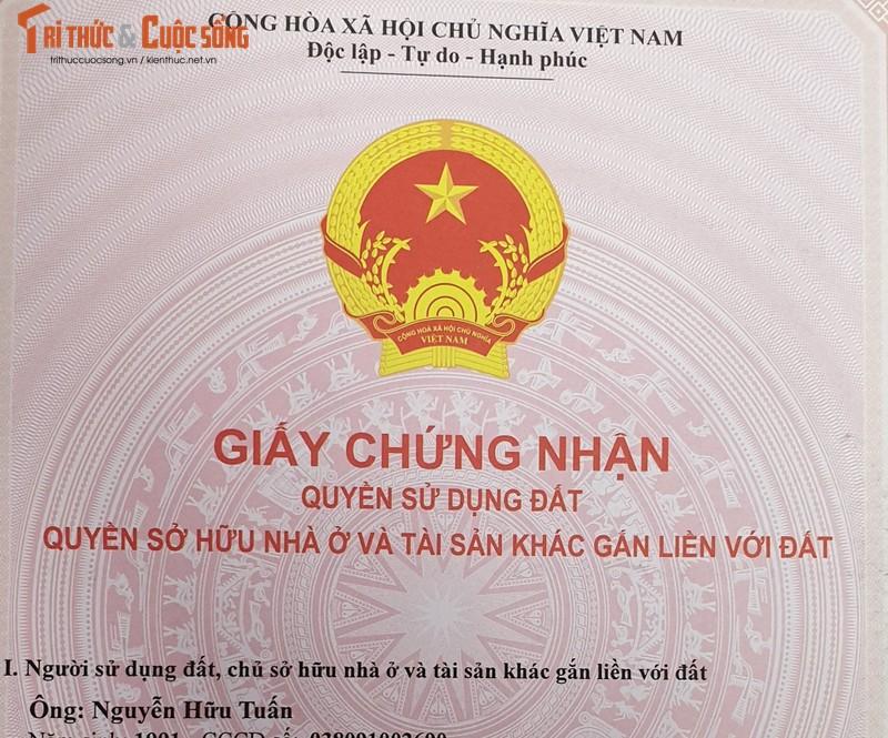 Thuc hu quy dinh moi viec dan co the lam so do tai nha