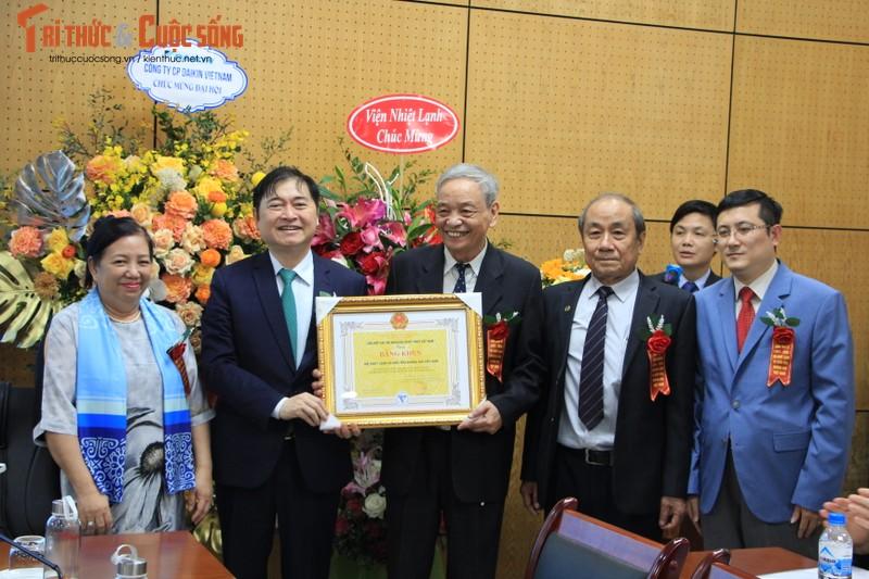 Chu tich VUSTA Phan Xuan Dung tham du Dai hoi lan thu IV Hoi KHKT Lanh va DHKK-Hinh-3