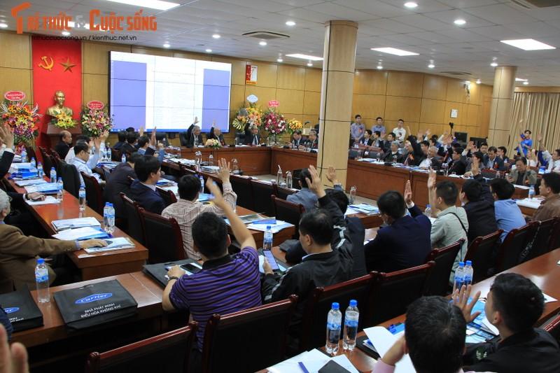 Chu tich VUSTA Phan Xuan Dung tham du Dai hoi lan thu IV Hoi KHKT Lanh va DHKK