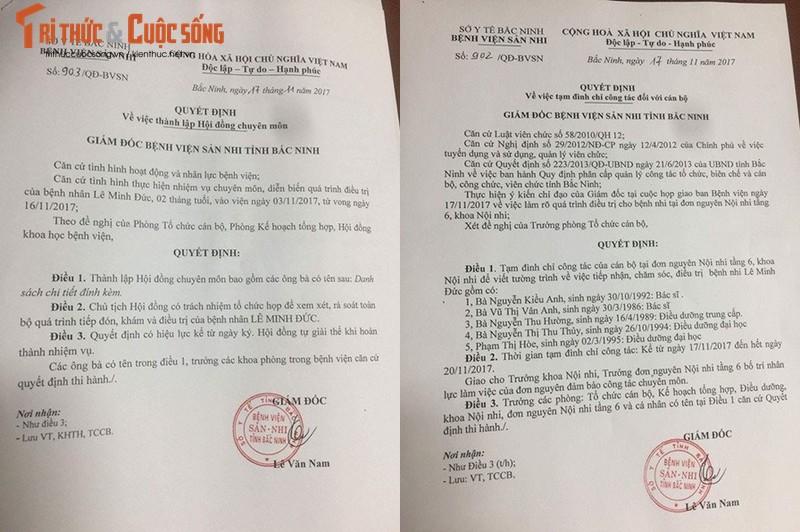 Be trai 2 thang tuoi tu vong: Dinh chi hang loat bac si, dieu duong-Hinh-3