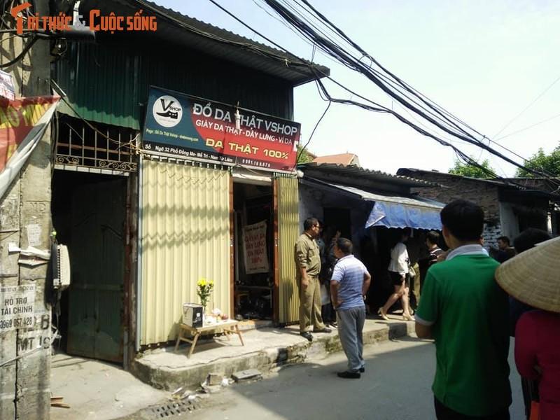 Nam thanh nien chet bat thuong o Ha Noi