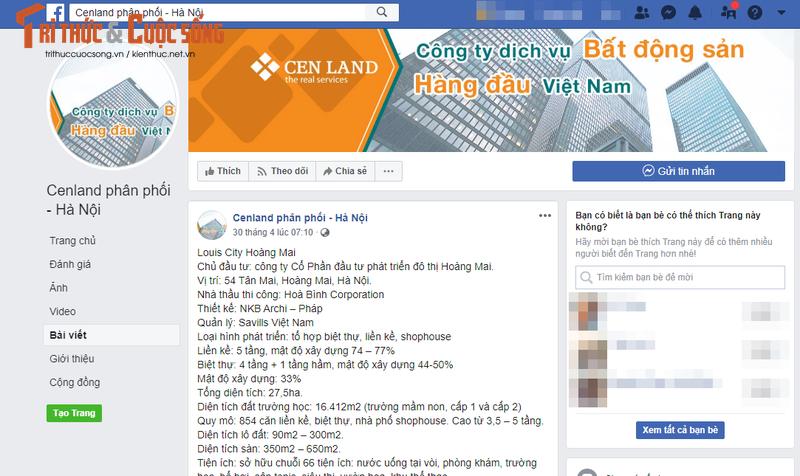 "CenLand ""bat tay"" Cty con TD La Vong ban Louis City Hoang Mai tren bai dat trong?-Hinh-5"