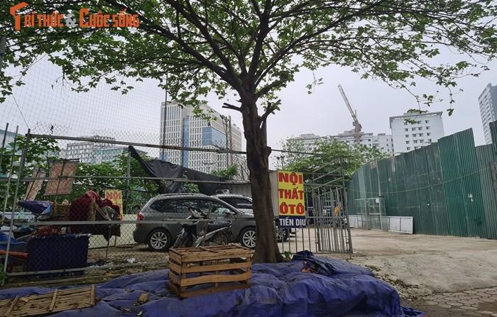 "Ha Noi: Lo dat D22 Dich Vong Hau bi ""xe thit"" kinh doanh sai muc dich?"