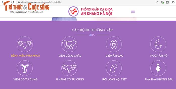 Ha Noi: Phong kham An Khang bi to nhieu sai pham?-Hinh-6