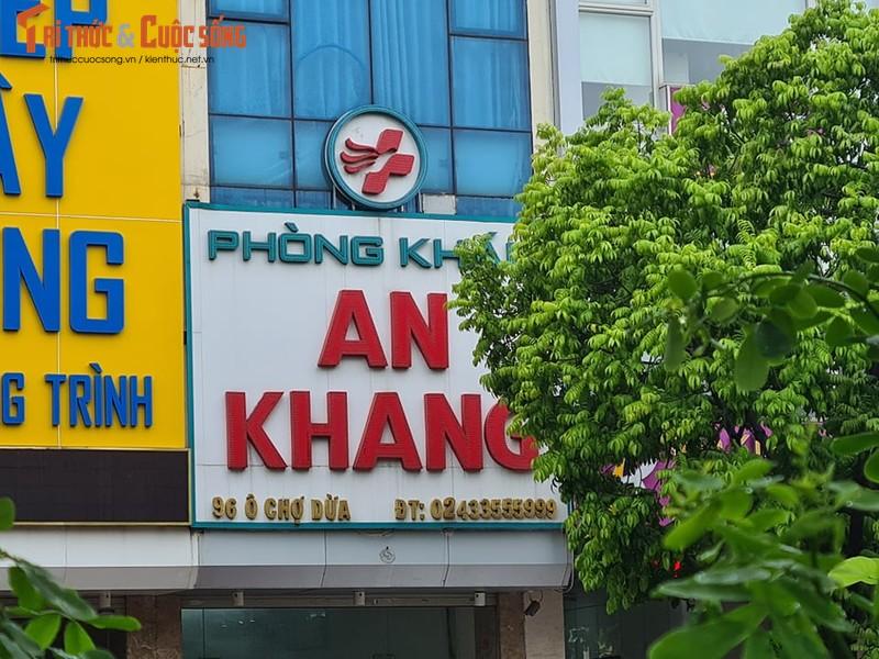 Ha Noi: Phong kham An Khang bi to nhieu sai pham?