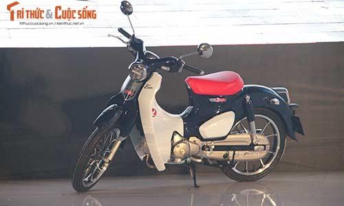 Honda Monkey va Super Cub C125
