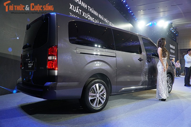Can canh MPV Peugeot Traveller gia tu 1,7 ty tai VN-Hinh-15