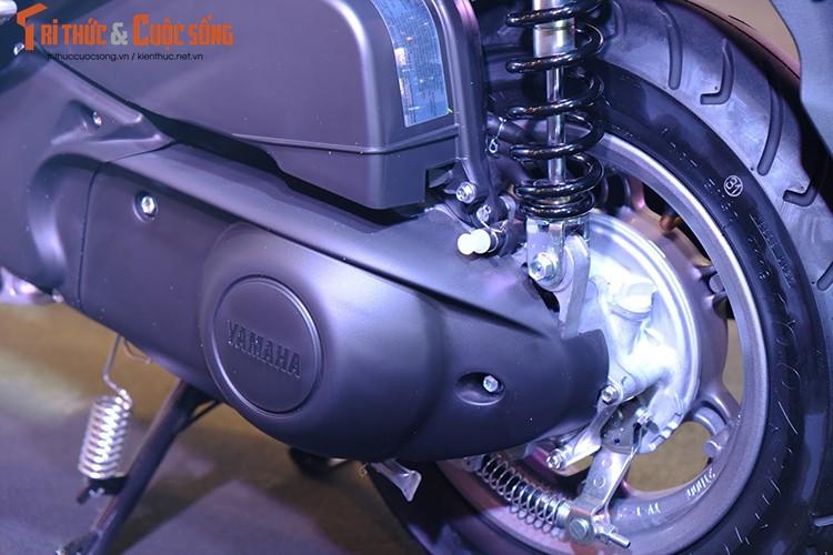 """Yamaha Latte gia 37,9 trieu tai Viet Nam """"dau"""" Honda Lead-Hinh-10"""