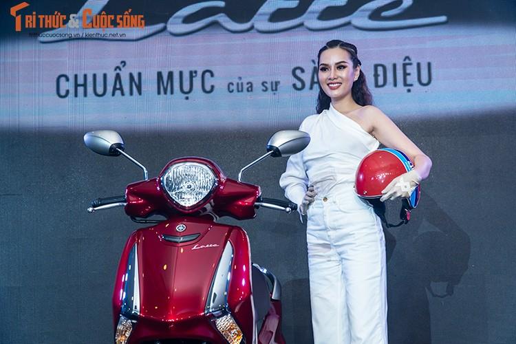 """Yamaha Latte gia 37,9 trieu tai Viet Nam """"dau"""" Honda Lead-Hinh-3"""