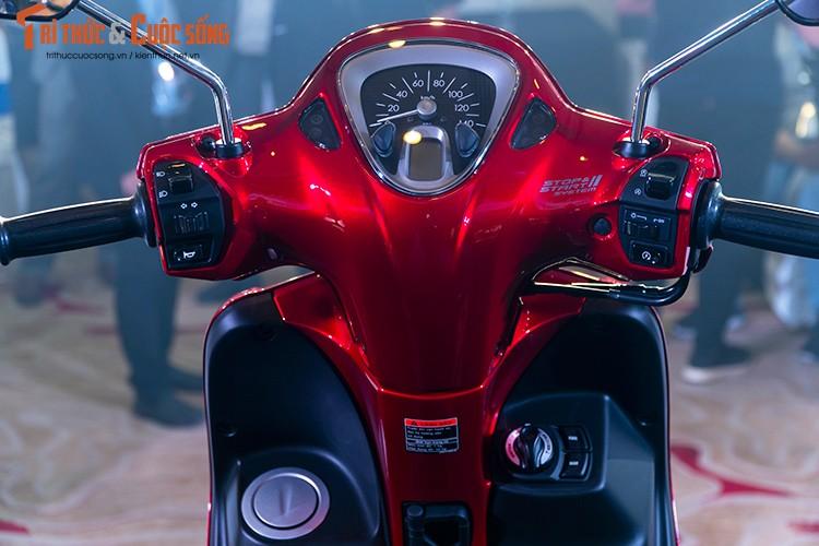 """Yamaha Latte gia 37,9 trieu tai Viet Nam """"dau"""" Honda Lead-Hinh-5"""