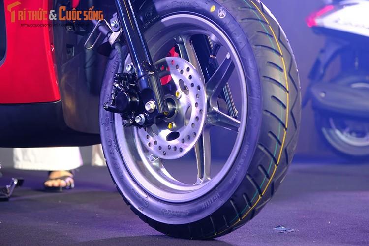 """Yamaha Latte gia 37,9 trieu tai Viet Nam """"dau"""" Honda Lead-Hinh-9"""