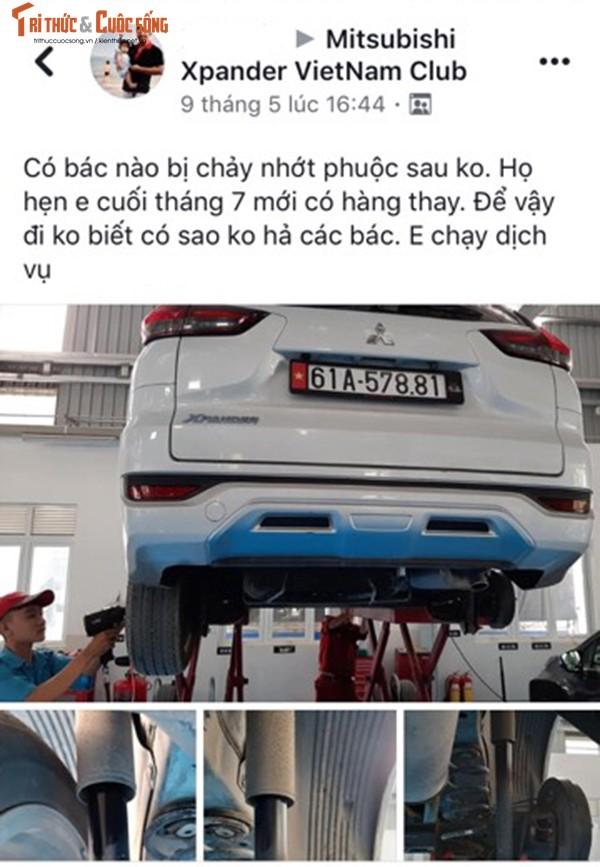 """Sau loi bom xang, khach """"to"""" Mitsubishi Xpander chay dau-Hinh-3"""