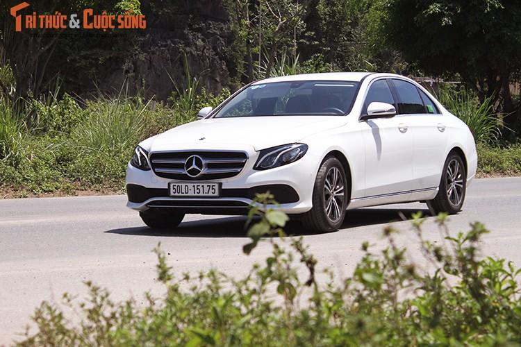 Danh gia Mercedes-Benz E180 2020, hon 2 ty tai Viet Nam-Hinh-17