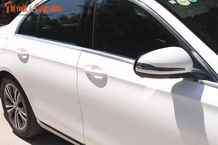 Danh gia Mercedes-Benz E180 2020, hon 2 ty tai Viet Nam-Hinh-3