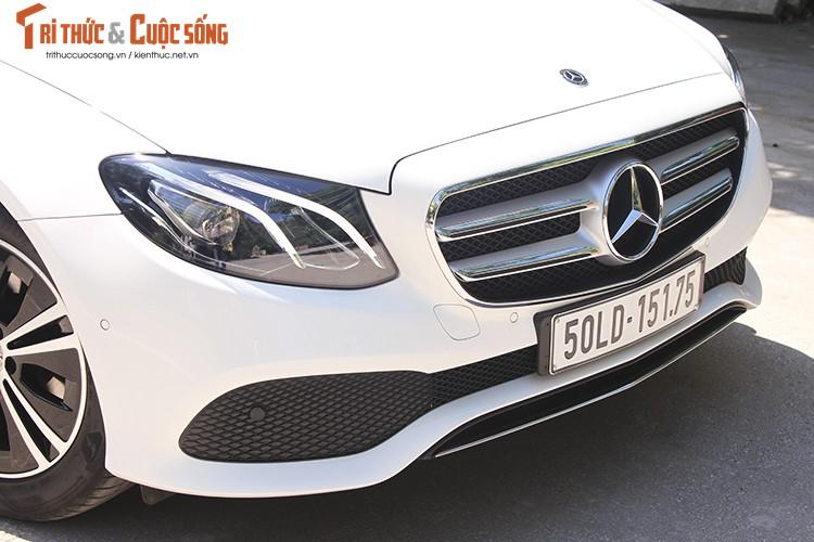 Danh gia Mercedes-Benz E180 2020, hon 2 ty tai Viet Nam-Hinh-4