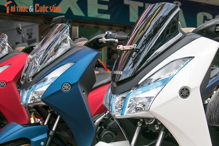 Yamaha Lexi S gia re, doi thu Honda PCX ve Viet Nam-Hinh-3