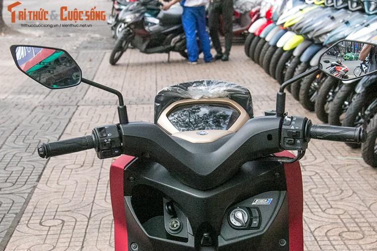 Yamaha Lexi S gia re, doi thu Honda PCX ve Viet Nam-Hinh-4
