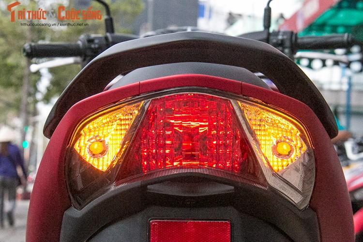 Yamaha Lexi S gia re, doi thu Honda PCX ve Viet Nam-Hinh-6