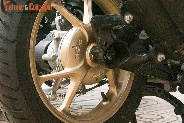Yamaha Lexi S gia re, doi thu Honda PCX ve Viet Nam-Hinh-8