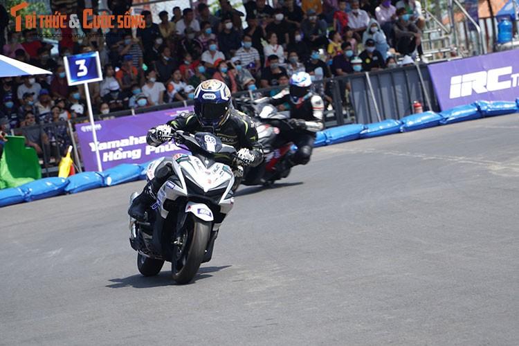 Dan choi xe may Viet do ve Can Tho tham du Yamaha GP 2021-Hinh-11