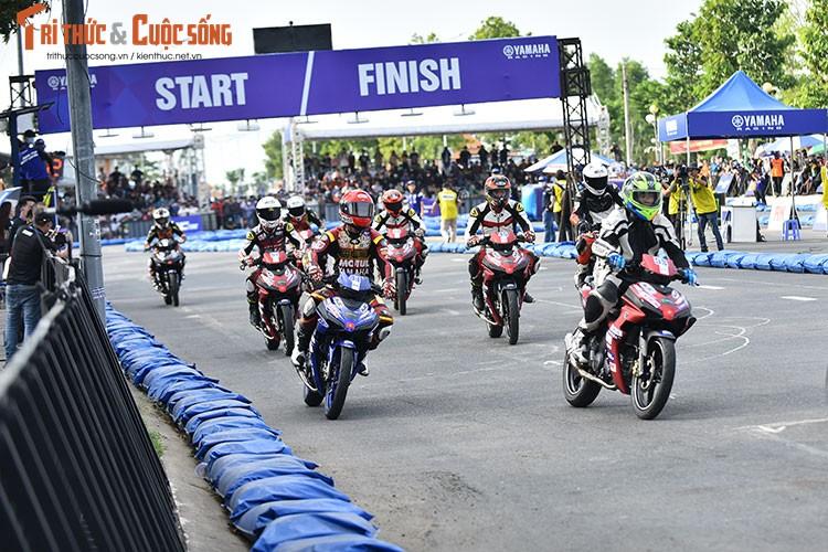 Dan choi xe may Viet do ve Can Tho tham du Yamaha GP 2021-Hinh-12