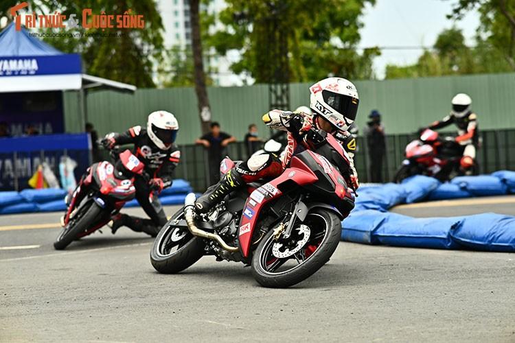 Dan choi xe may Viet do ve Can Tho tham du Yamaha GP 2021-Hinh-13