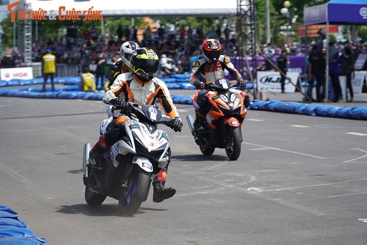 Dan choi xe may Viet do ve Can Tho tham du Yamaha GP 2021-Hinh-9